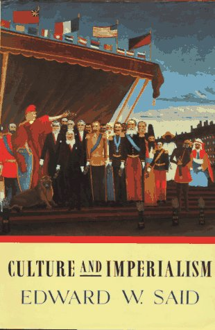 Culture and Imperialism   1994 edition cover
