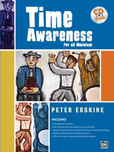 Time Awareness for All Musicians   2005 edition cover