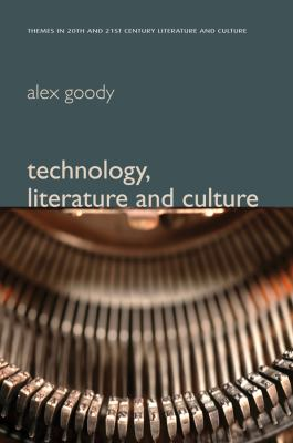 Technology, Literature and Culture   2011 edition cover