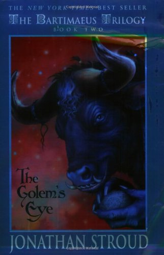 Golem's Eye  2nd (Revised) edition cover