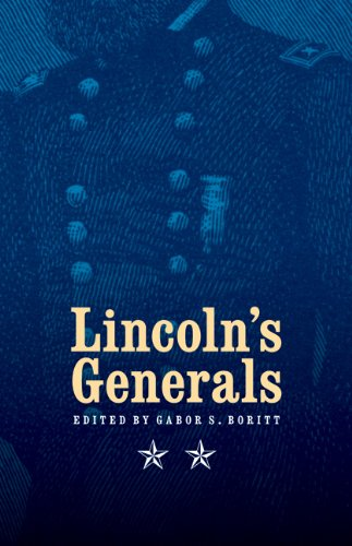 Lincoln's Generals   2010 edition cover