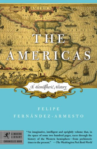 Americas A Hemispheric History N/A edition cover