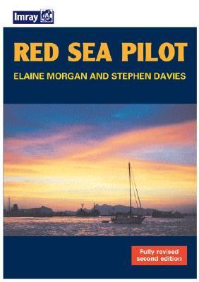 Red Sea Pilot: Aden to Cyprus  2002 edition cover