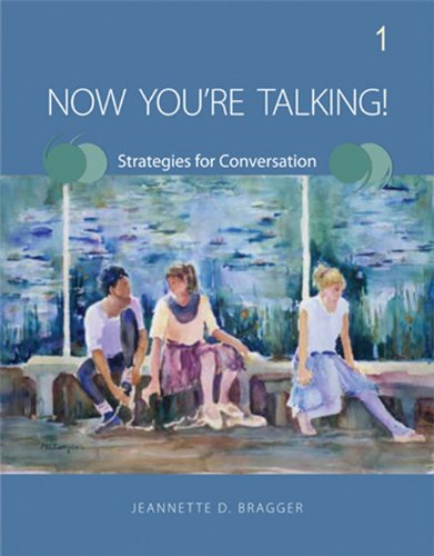 Now You're Talking! Strategies for Conversation  2012 edition cover