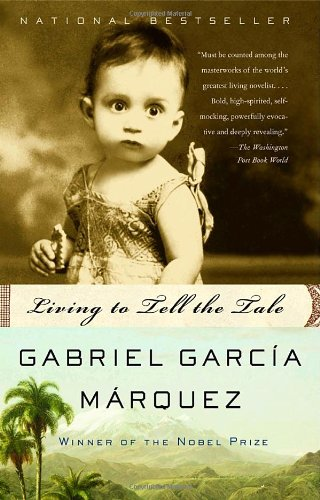 Living to Tell the Tale  N/A 9781400034543 Front Cover