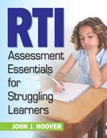 RTI Assessment Essentials for Struggling Learners   2009 9781412969543 Front Cover
