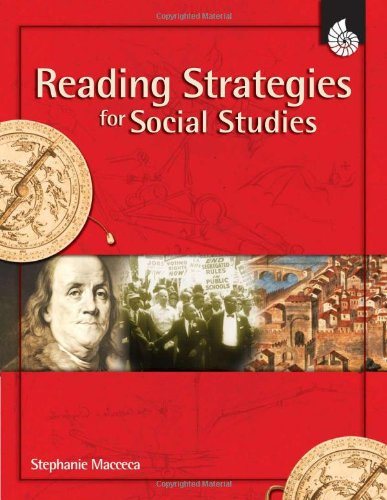 Reading Strategies for Social Studies   2007 (Revised) edition cover