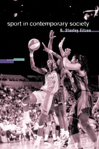 Sport in Contemporary Society  6th 2001 edition cover