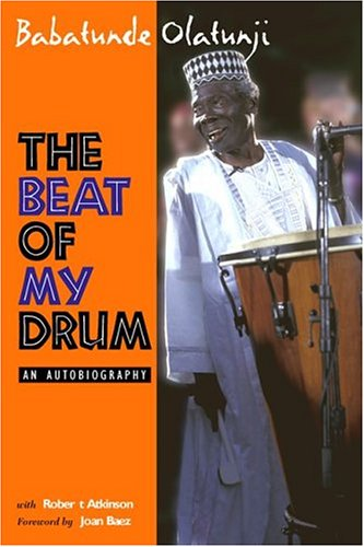 Beat of My Drum An Autobiography  2005 edition cover