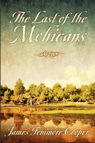 Last of the Mohicans  N/A edition cover