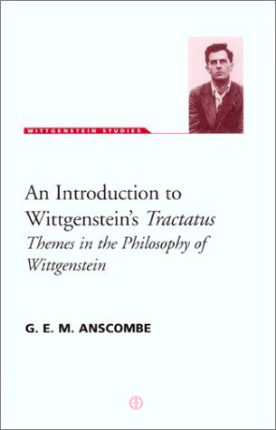 Introduction to Wittgenstein's Tractatus 1st 2000 edition cover