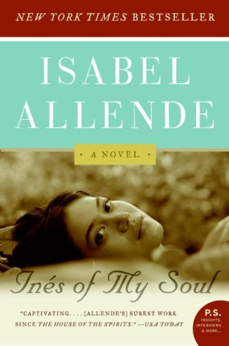 Ines of My Soul  N/A edition cover