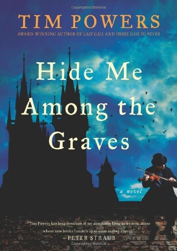 Hide Me among the Graves   2012 9780061231544 Front Cover