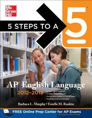 AP English Language 2012-2013  4th 2011 edition cover