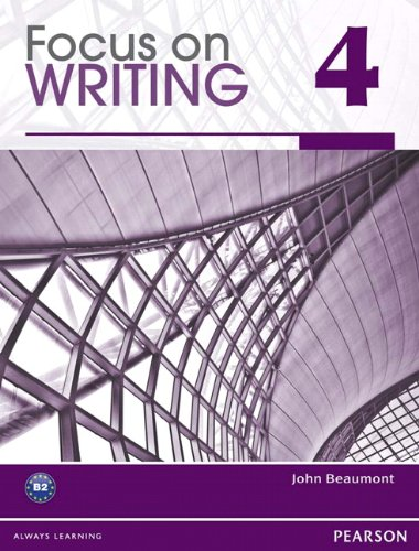 Focus on Writing 4   2012 edition cover