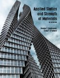 Applied Statics and Strength of Materials:   2015 edition cover