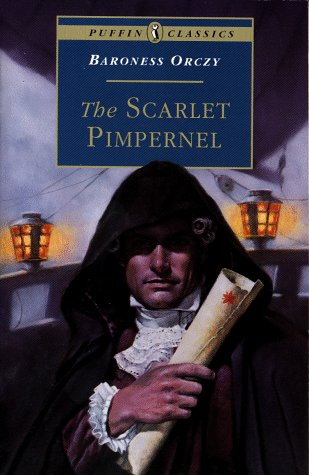 Scarlet Pimpernel  Abridged  edition cover