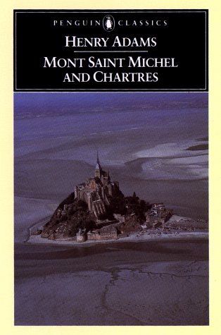 Mont-Saint-Michel and Chartres   1986 edition cover