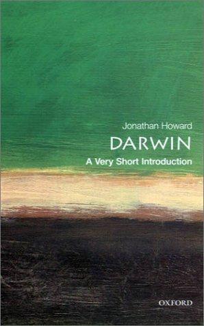 Darwin   2001 edition cover