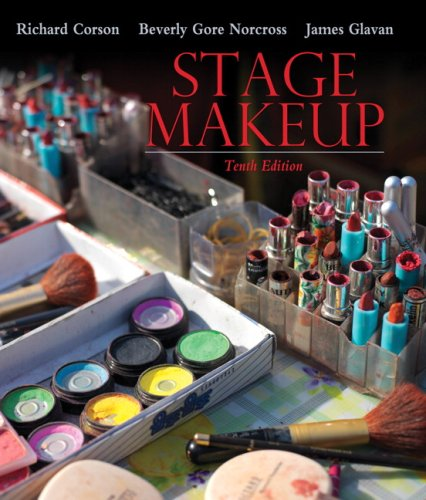 Stage Makeup  10th 2009 (Revised) edition cover