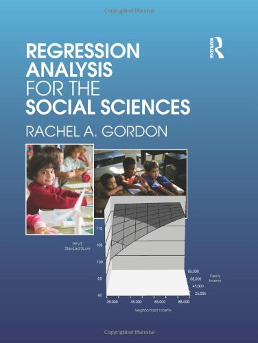 Regression Analysis for the Social Sciences   2010 edition cover