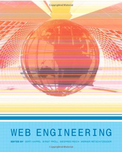 Web Engineering The Discipline of Systematic Development of Web Applications  2006 edition cover
