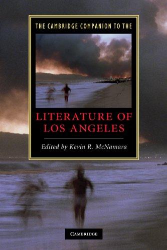 Cambridge Companion to the Literature of Los Angeles   2010 edition cover