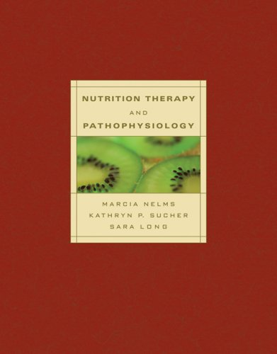 Nutrition Therapy and Pathophysiology   2007 edition cover