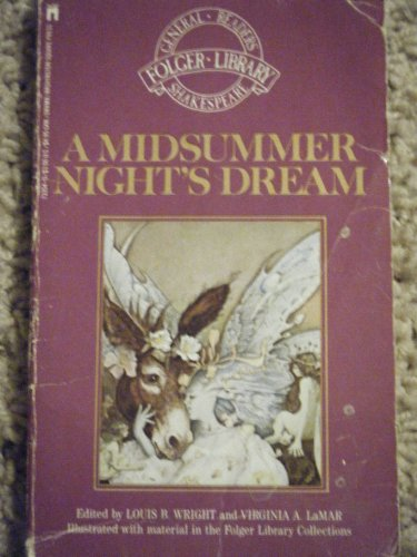 Midsummer Night's Dream  N/A 9780671733544 Front Cover