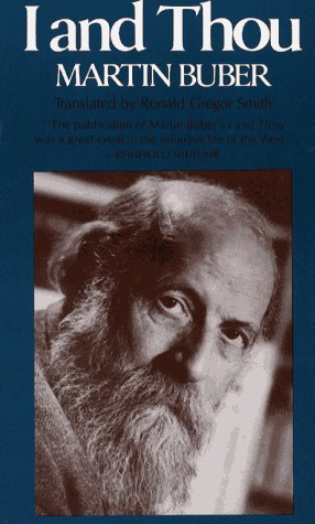 I and Thou  2nd edition cover