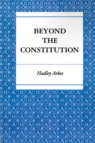 Beyond the Constitution   1993 edition cover
