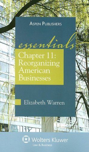 Reorganizing American Business  3rd 2008 edition cover