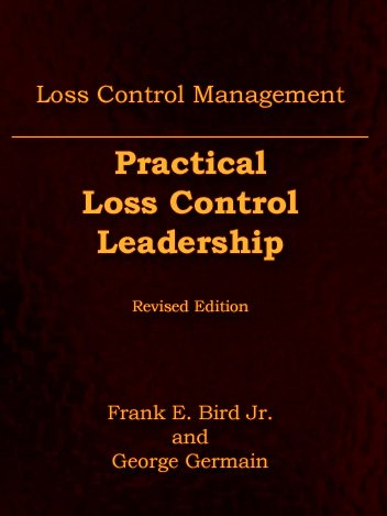 Practical Loss Control Leadership  1996 9780880610544 Front Cover