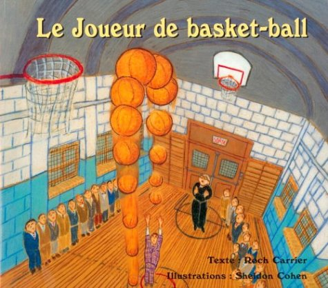Joueur de Basket-Ball   2001 9780887765544 Front Cover