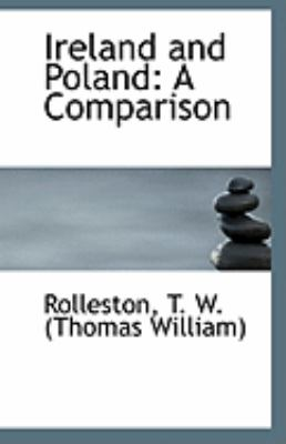 Ireland and Poland A Comparison N/A 9781113276544 Front Cover