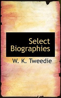 Select Biographies N/A 9781115412544 Front Cover