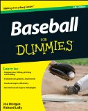 Baseball for Dummies�  4th 2014 edition cover