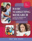 Basic Marketing Research (with Qualtrics Printed Access Card)  8th 2014 edition cover