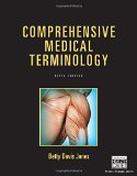 Comprehensive Medical Terminology: 5th 2015 edition cover