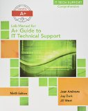 A+ Guide to It Technical Support:   2016 9781305266544 Front Cover