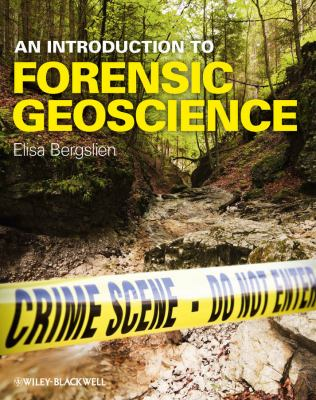Introduction to Forensic Geoscience  2nd 2012 edition cover