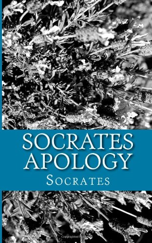 Socrates' Apology  N/A edition cover