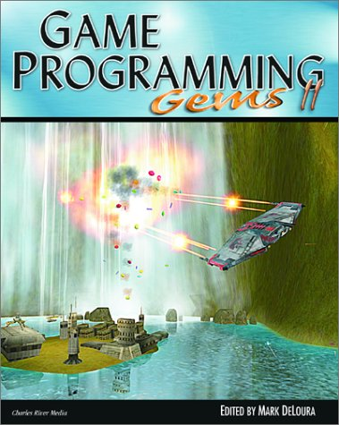 Game Programming Gems   2001 edition cover