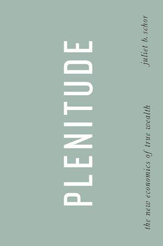 Plenitude The New Economics of True Wealth  2010 edition cover