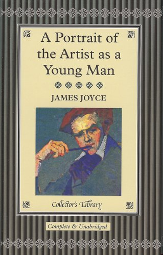 Portrait of the Artist As a Young Man   2005 edition cover