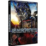 Transformers 2: Revenge Of The Fallen Exclusive Big Screen IMAX Edition 2-Disc Special Collector's Edition Widescreen DVD Featuring The Biggest On-screen Picture Available System.Collections.Generic.List`1[System.String] artwork