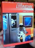 Literature: Common Core Grade 8 1st 2012 edition cover
