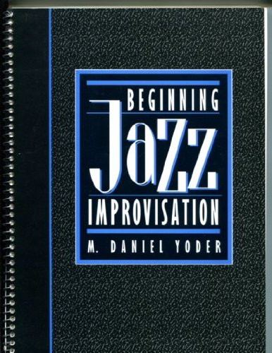 Beginning Jazz Improvisation N/A 9780135146545 Front Cover