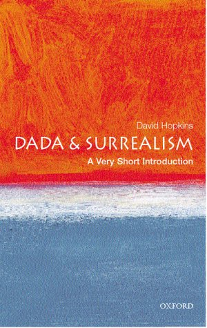 Dada and Surrealism   2003 edition cover