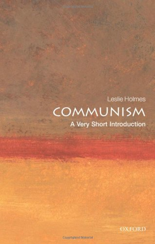 Communism   2009 edition cover